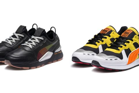 Another Revealed Sneaker Have 808 Tr Puma y7g6fb