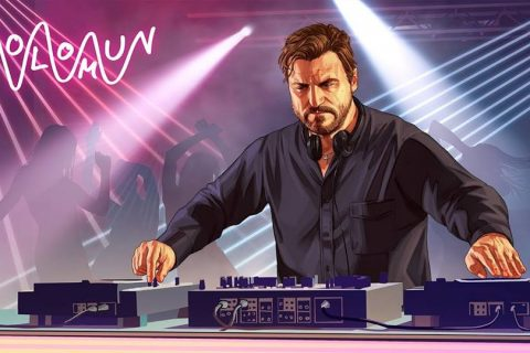 Some legend recorded Solomun's full nightclub set from Grand