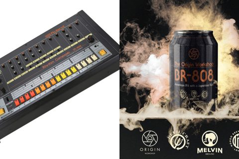 An 808 inspired craft beer was made and no, this is not a joke
