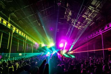 German tech heavy weights top huge Warehouse Collective lineup