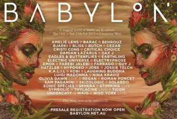 Babylon just added another HUGE act!