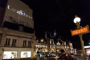 Gesaffelstein billboards have begun appearing in major cities around the world