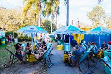 Bacardi El Coco Tropical Danceteria @ Return to Rio 2018