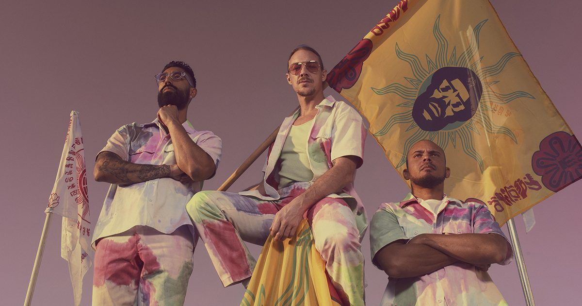 Be the first to listen to Major Lazer's new album 'Music Is The Weapon'